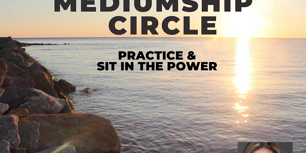Tues 9/22 Beginning Mediumship Circle Online