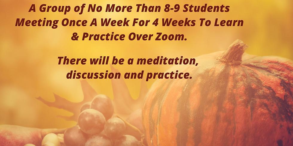 Friday 1:30pm - 3pm Mediumship Coaching