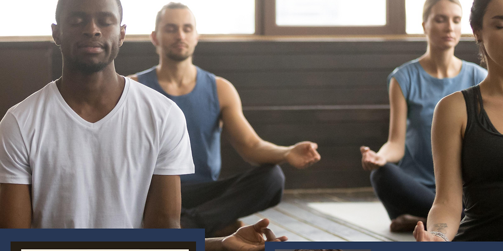 Tues 9/15 Raise Your Vibe Group Meditation