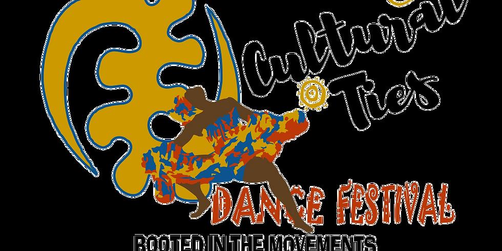 In-Person Registration Cultural Ties Dance Festival