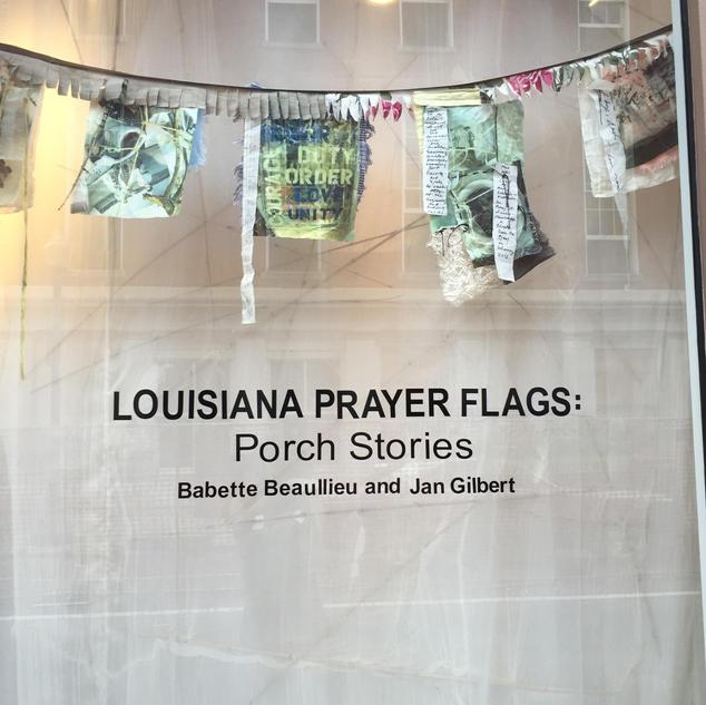 Urban Sidewalk Installation Gravier St. New Orleans