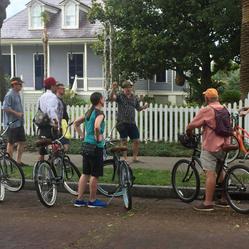Portage Bike Roll