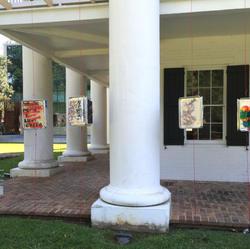 University Of Louisiana Lafayette Architect Student Installation