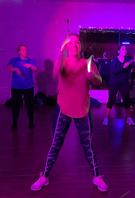 Clubbercise North Wales