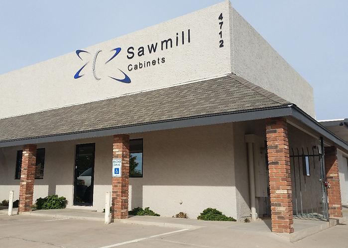 Sawmill Cabinets   Arizona Custom Cabinets