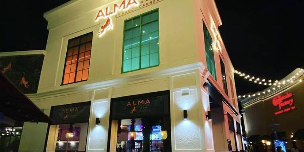 Alma by Nancy Cabrera
