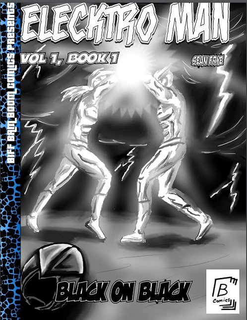 Elecktro Man Vol 1. Book One (Digital)