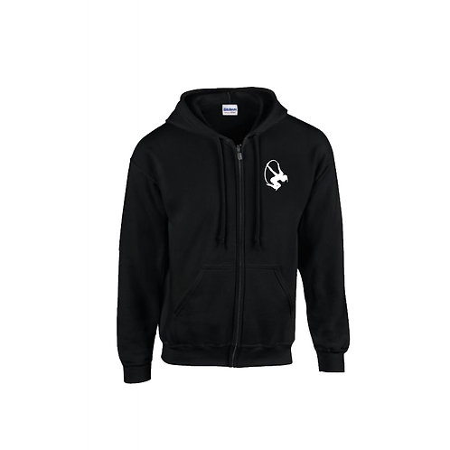 Aerial Arts Youth Zip Hoodie