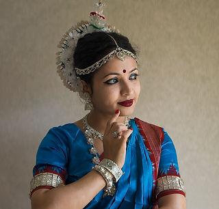 Bulbuli Mukherjee - Odissi