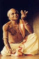 Late Guru Kelucharan Mohapatra