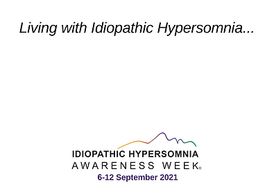 2021 Living with Idiopathic Hypersomnia