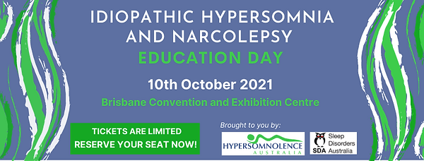 Idiopathic hypersomnia AND NARCOLEPSY ED