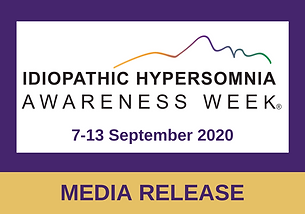 Copy of Idiopathic Hypersomnia Awareness