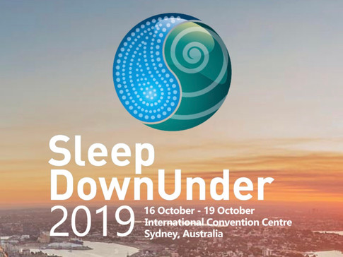 Meeting with ASA President and Clinical Chair Sleep Downunder Conference 2019
