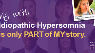 IHAW2019, Let's celebrate what people with Idiopathic Hypersomnia can do!