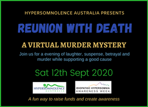 Murder Mystery Night Fundraiser