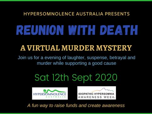 Murder Mystery Night Fundraiser