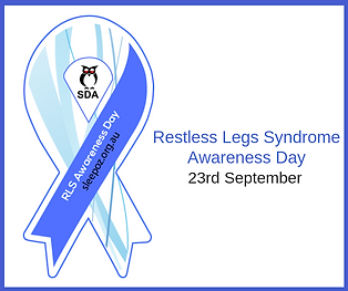 Restless legs Syndrome Awareness Day.png