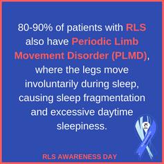 PLMD in RLS