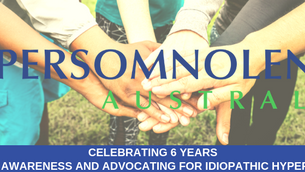 Celebrating 6 years raising awareness and advocating for Idiopathic Hypersomnia