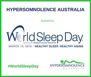 World Sleep Day 2019