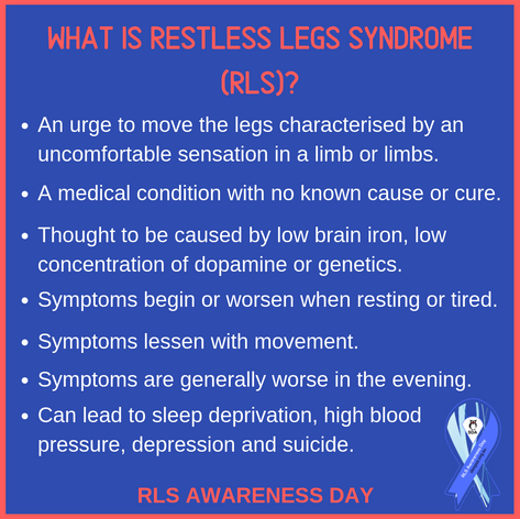 What is Restless Legs Syndrome (RLS)?