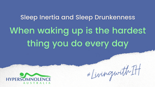When waking up is the hardest thing you do every day