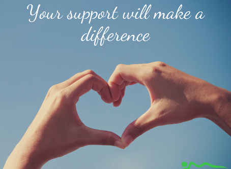 Your support will make a difference