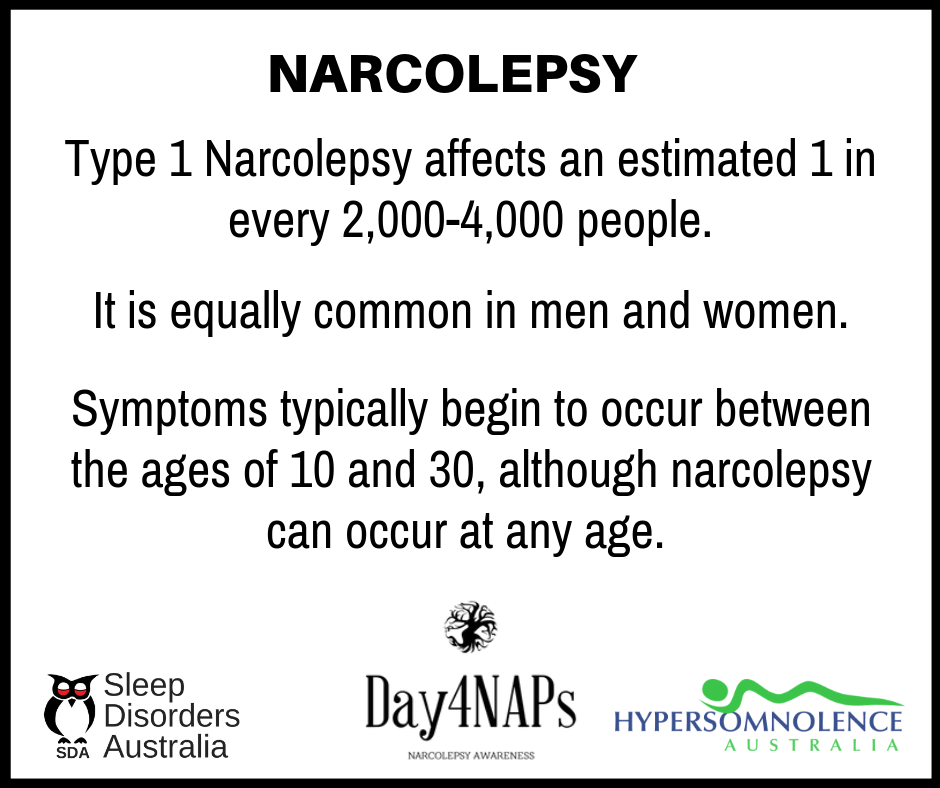 Narcolepsy Facts