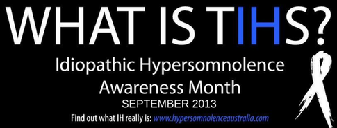 IH Awareness Month 2013