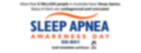 Facebook Cover Sleep Apnea Awareness Day