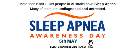 Facebook Cover Sleep Apnea Awareness Day