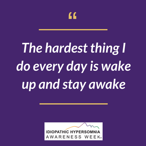 Idiopathic Hypersomnia causes more than just sleepiness