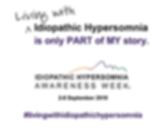 Living with Idiopathic Hypersomnia