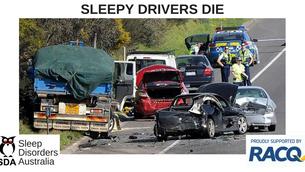 Sleepy Drivers Die