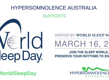 World Sleep Day 2018