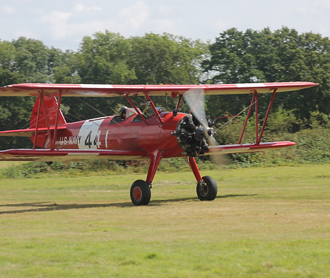 Boeing Stearman Vinatge Trial Flight 1 Hour