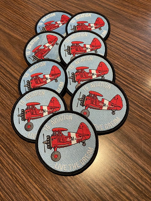 TG Aviation Patches