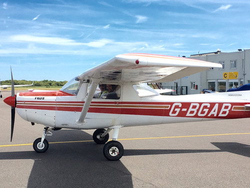 2 Seat Cessna Trial Flight 1 hour