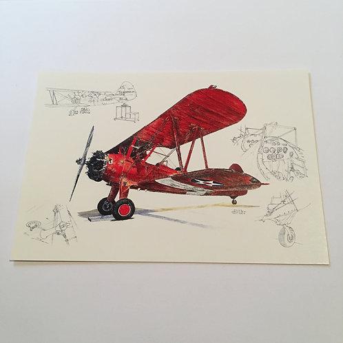 Stearman Postcards