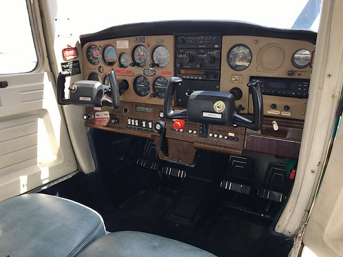 5 Hour CESSNA Introductory Course