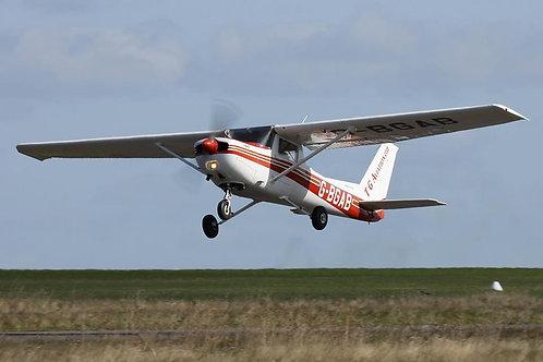 2 Seat Cessna Trial Flight 30 mins