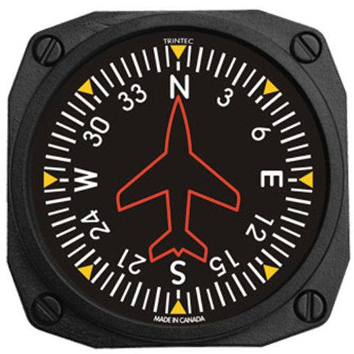 Compass Fridge Magnet