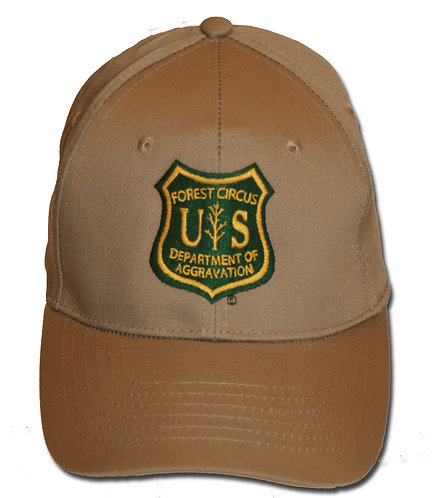 Khaki Hat ~ #FC-KH