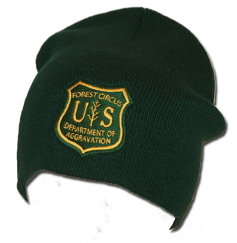 Green Beanie ~ #FC-DGB