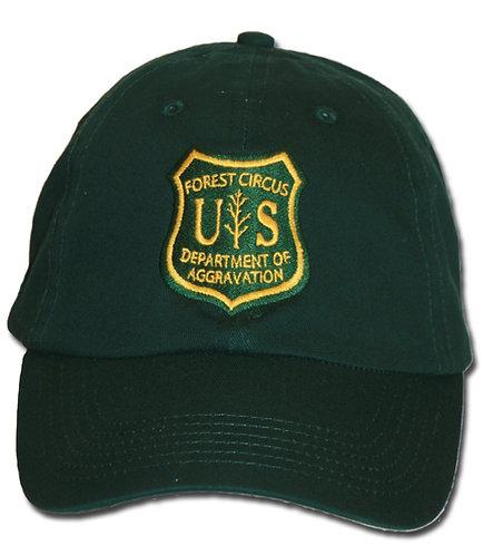 Green Hat ~ #FC-DG