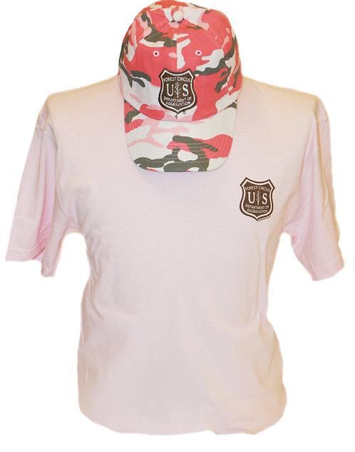 Pink T-Shirt ~ #FC-SLP