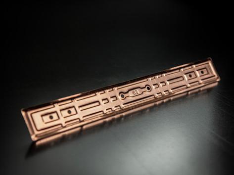 Copper Oval Gutter Outlet