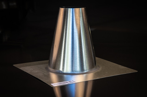DuraVent Flat Roof Cone Flashing