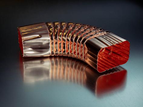 Copper Elbows (B type)